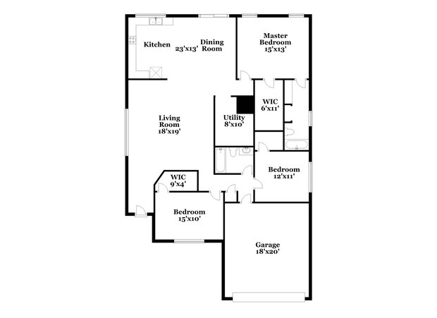 2034 Vanamen Ct Conroe, TX 77304 | Progress Residential